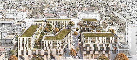 Quelle: Steinhoff/ Haehnel Architekten GmbH, Urheber: Dipl.-Ing. Roland Haehnel, Dipl.-Ing. Marc Steinhoff