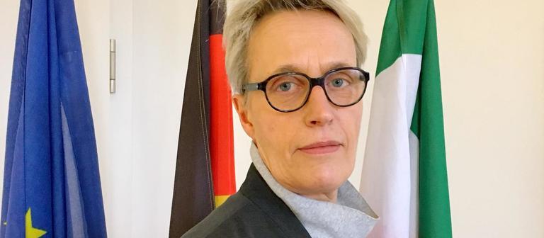 Die neue Staatssekretärin fürs Wohnen: Anne Katrin Bohle