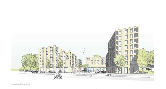 Quelle: Lidl, Urheber: Pesch Partner Architekten Stadtplaner