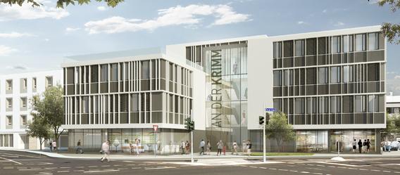 Quelle: PG An der Krim GmbH & Co. KG, Urheber: Faerber Architekten Mainz