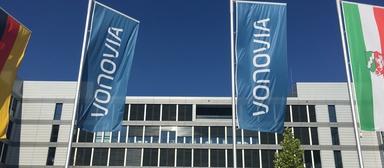 Vonovia zeigt Flagge - aber nicht so sehr bei Studenten.