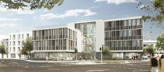 Quelle: PG An der Krimm GmbH & Co. KG, Urheber: Faerber Architekten Mainz