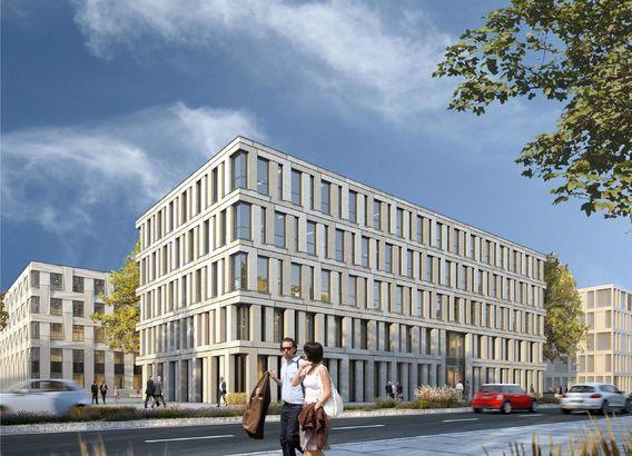 Quelle: OPG Offenbacher Projektentwicklungsgesellschaft, Urheber: Fischer Architekten