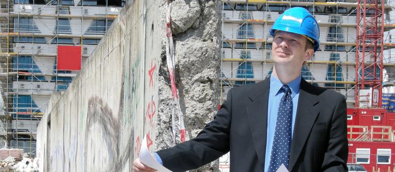 Bauingenieure verdienen weniger, als man angesichts des Baubooms denken könnte.
