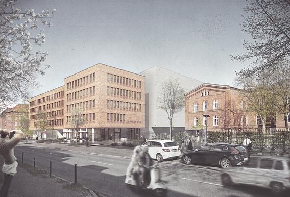 Quelle: Ärztehaus Klinikum St. Jürgen GmbH, Urheber: Felix Clebowski Fotodesign