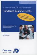 Handbuch des Mietrechts