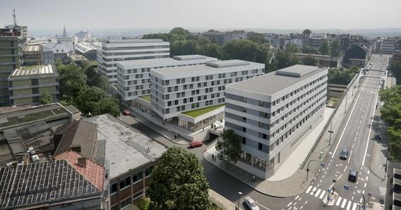 Quelle: Blue Gate Aachen GmbH