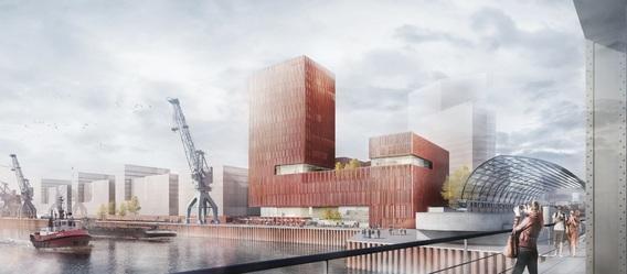 Quelle: HafenCity Hamburg, Urheber: Architekturbüro Auer Weber Assoziierte