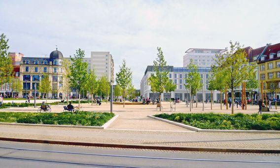 Quelle: OFB Projektentwicklung, Urheber: Architekturbüro Stadermann