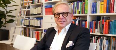 Magnus Kaminiarz 2018 im Gespräch mit der Immobilien Zeitung.