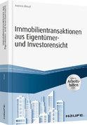 Immobilientransaktionen aus Eigentümer- und Investorensicht