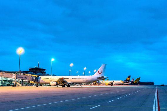 Quelle: Flughafen Leipzig/Halle , Urheber: Uwe Schossig