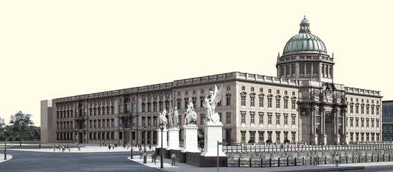 Quelle: Stiftung Berliner Schloss-Humboldtforum