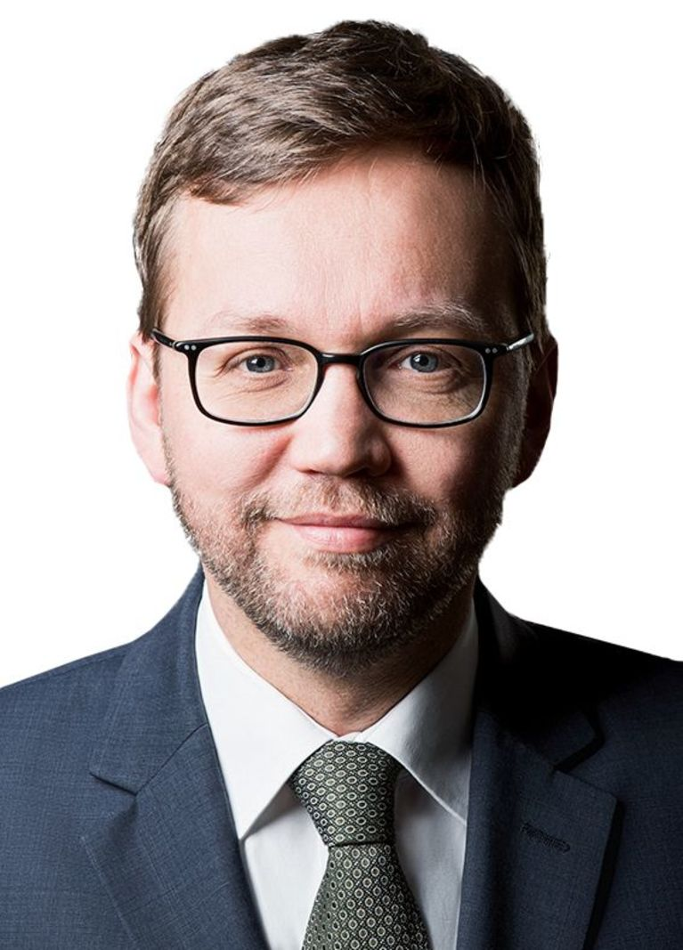 Mike Schrottke, Head of Human Resources bei CBRE in Deutschland.