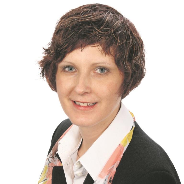 Iris Schönbeck, Executive Director Human Resources Management.