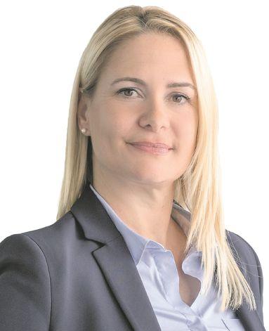 Sabine Schillinger-Köhne, Head of HR Germany.