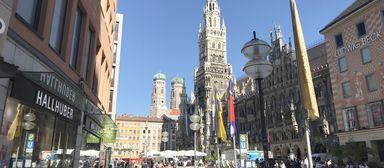 Das Leben in München ist sehr teuer. Deswegen hat Personalberaterin Sabine Märten zunehmend Schwierigkeiten, Kandidaten für offene Stellen in der bayerischen Landeshauptstadt zu finden.