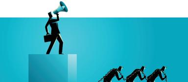 Vorgesetzte treiben ihre Untergebenen gern zu mehr Agilität an, wollen sich selbst aber oft nicht bewegen.