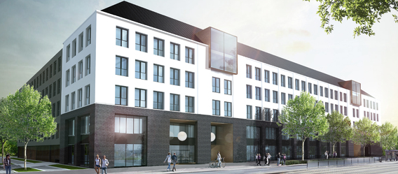 Quelle: TLG Immobilien, Urheber: KPE Projektentwicklung GmbH & Co. KG
