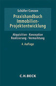Praxishandbuch Immobilien-Projektentwicklung