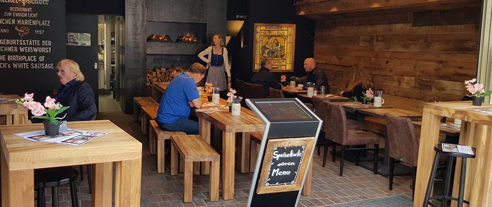 Wildmosers Restaurant-Café am Marienplatz