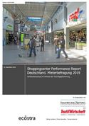 Shoppingcenter Performance Report Deutschland 2019