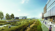 Quelle: Cityförster architecture+urbanism   urbanegestalt PartGmbB   Transsolar KlimaEngineering   BIS