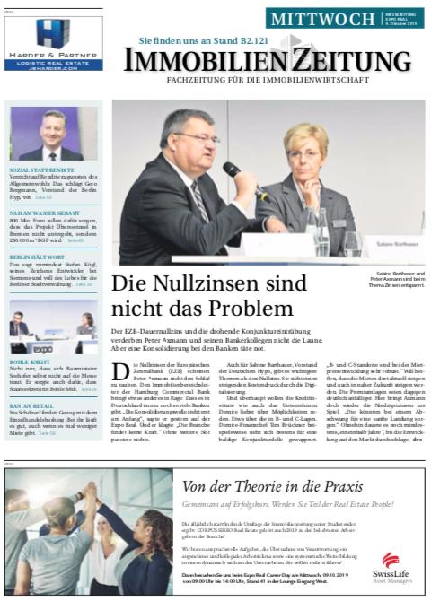 IZ-Messezeitung