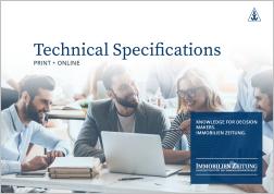 Mediadaten technische Spezifikationen (en)