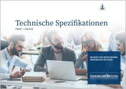 Mediadaten technische Spezifikationen (de)