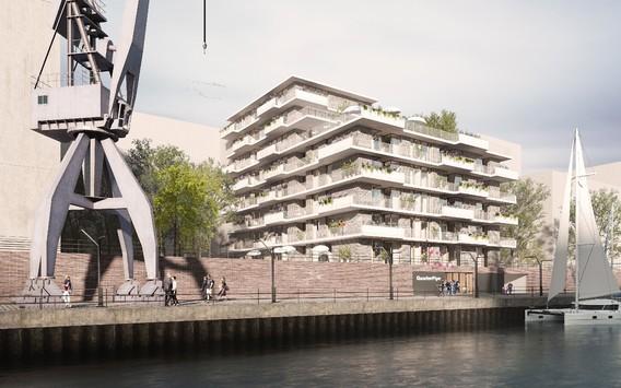 Quelle: Hamburger Wohnen, Urheber: Bof Architekten