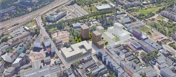 Quelle: Norsk Deutschland AG, Urheber: Max Dudler Architekt