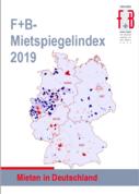 F+B-Mietspiegelindex 2019 als Datenbank