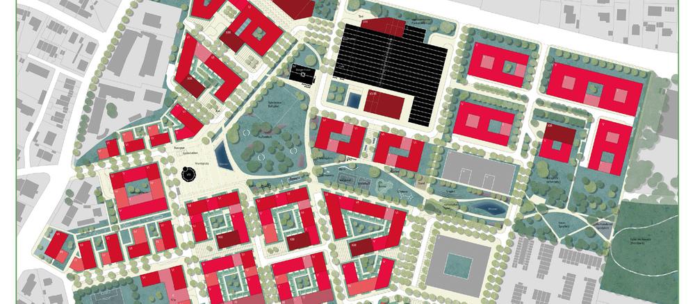 Quelle: Gerchgroup, Urheber: Kister Scheithauer Gross Architekten und Stadtplaner