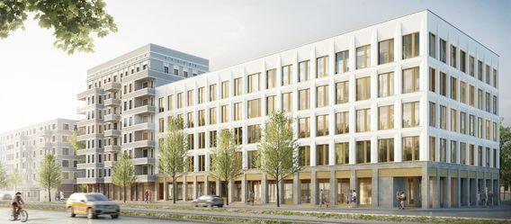Quelle: AOC Immobilien AG, Urheber: Fuchshuber Architekten