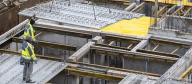 Die neuen Mindestlöhne auf dem Bau sind endlich sicher gelandet.