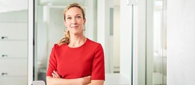 Sabine Eckhardt führt ab Mai 2020 im JLL-Konzern diverse europäische Länder, darunter Deutschland.