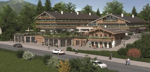 Quelle: Atlantic Hotels, Tegernseer Grund Immobilien GmbH, Urheber: LSA Architekten