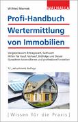 Profi-Handbuch Wertermittlung von Immobilien