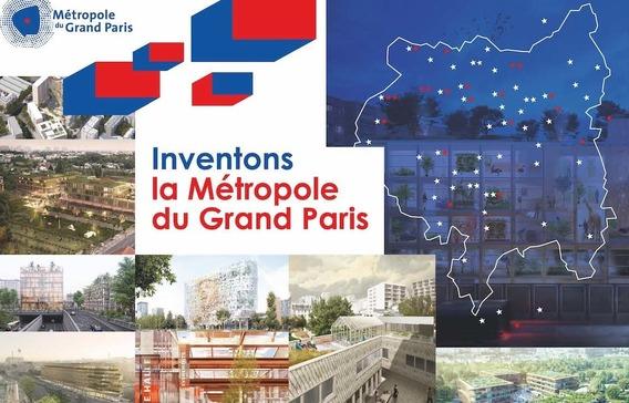 Bild: The Greater Paris Metropolis