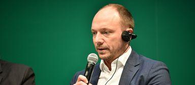 Marco Wanderwitz bei der Expo Real 2019.