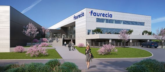 Source: Faurecia