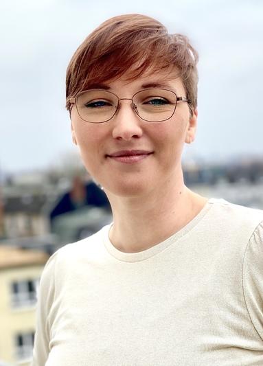 Angela Kapdan.