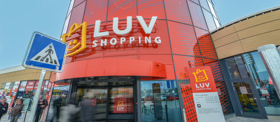 Quelle: Luv Shopping-Ingka Centres Germany GmbH