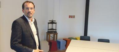 """Steffen Szeidl, Vorstandsmitglied von Drees & Sommer, will Neueinstellungen vorerst nur noch auf """"strategisch relevanten"""" Positionen vornehmen."""