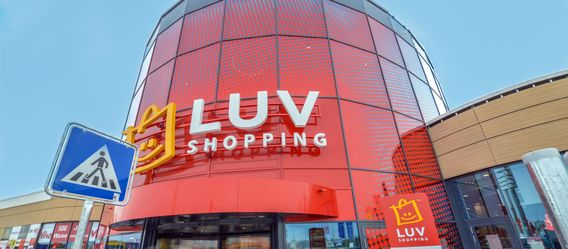 Quelle: Luv Shopping - Ingka Centres Germany GmbH