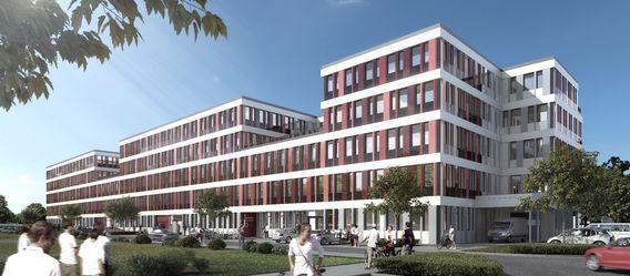 Quelle: Toni Neuried KG, Urheber: Hans-Jürgen Engel - Engel & Haehnel Architektur visuell