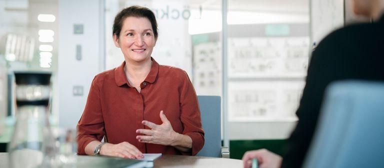 """Bonava-Chefin Sabine Helterhoff: """"Morgen kann alles schon wieder anders sein."""""""