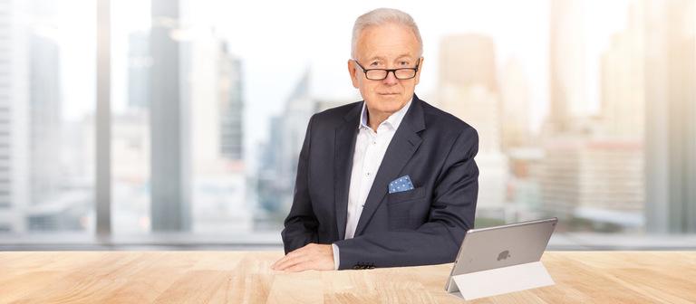 Personalberater Josef Homola arbeitet u.a. für Immobiliengesellschaften von Banken, Bauunternehmen, Investmentgesellschaften oder Ingenieurbüros.