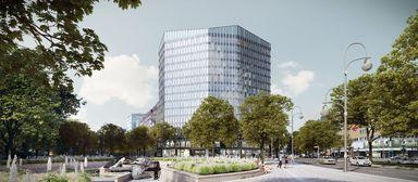 Stand heute plant C&W, das neue Berlin-Büro im Oktober 2020 zu beziehen.
